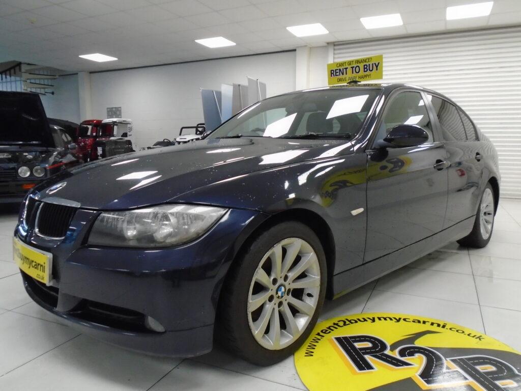 2005 DECEMBER BMW 320D ES AUTOMATIC